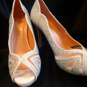 Ladies Heels by De Blossom Collection